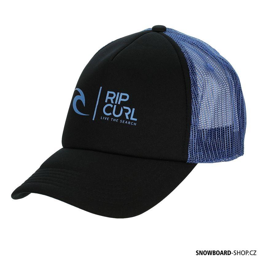 Kšiltovka Rip Curl Ripa Trucker black
