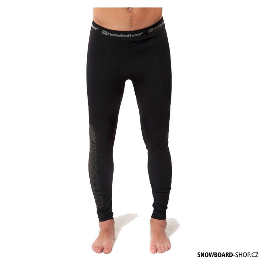 Termo spodky Horsefeathers Result black