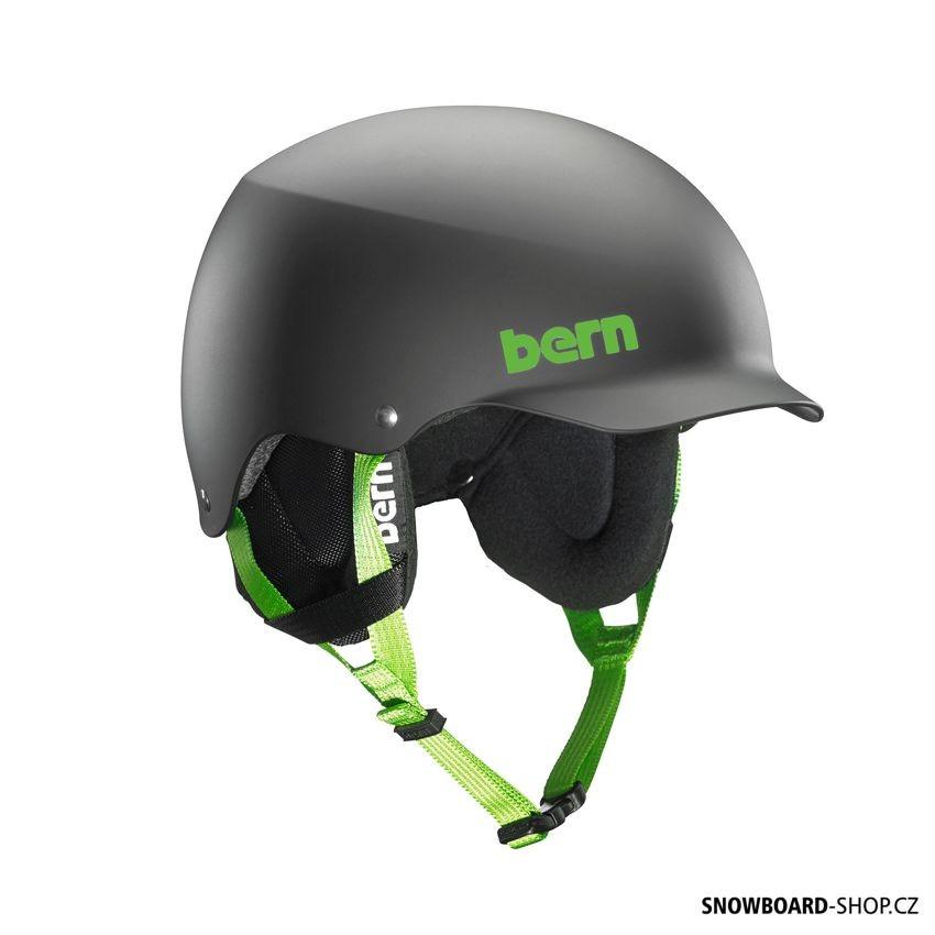 Helma Bern Team Baker matte black