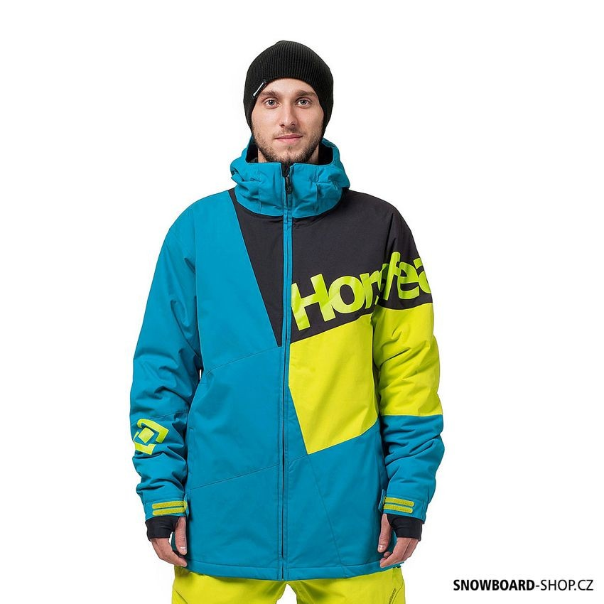 Bunda na snowboard Horsefeathers Pursuit blue