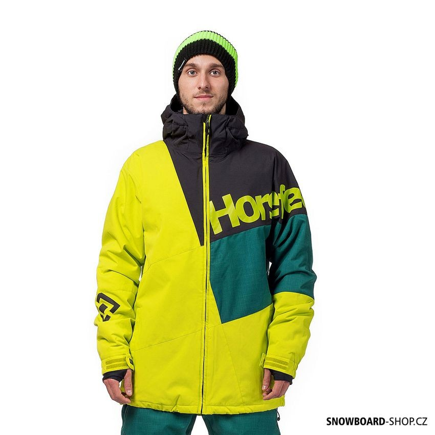Bunda na snowboard Horsefeathers Pursuit sulphur