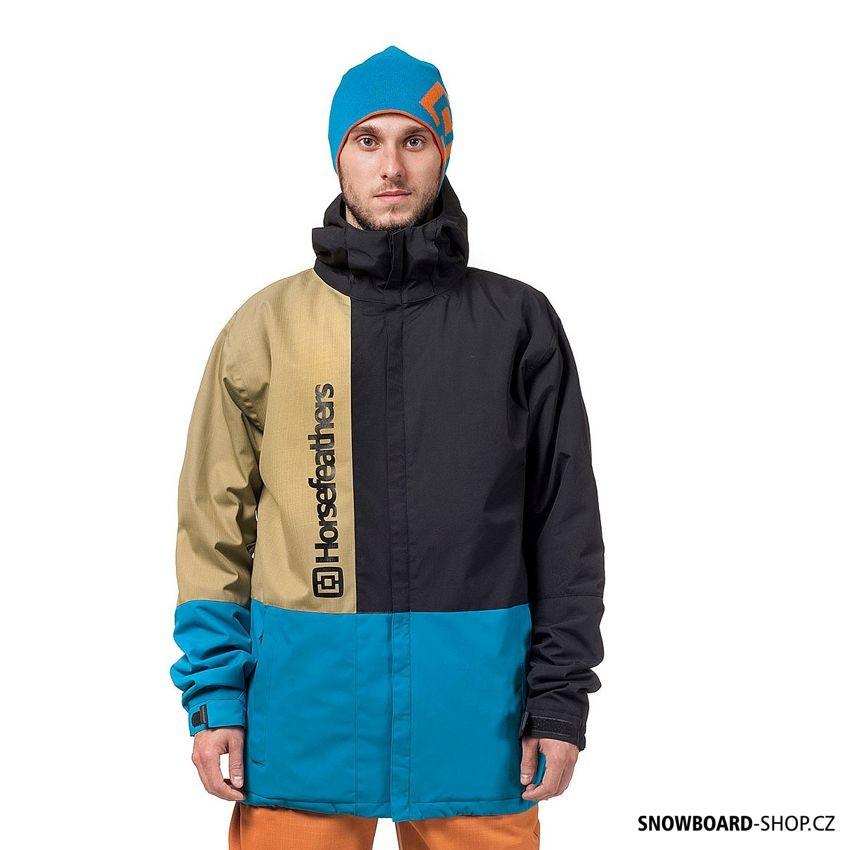 Bunda na snowboard Horsefeathers Taylor khaki