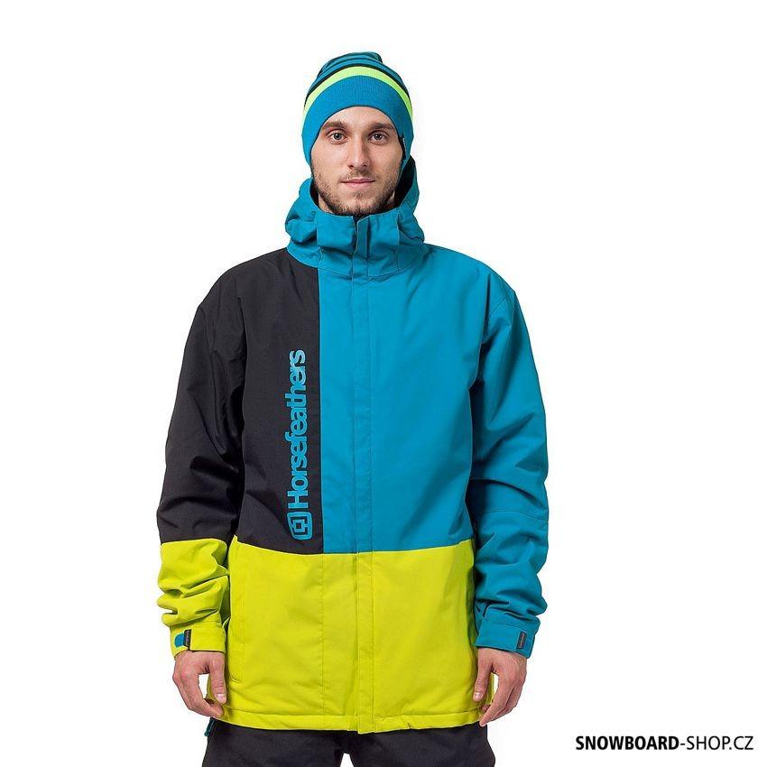 Bunda na snowboard Horsefeathers Taylor blue