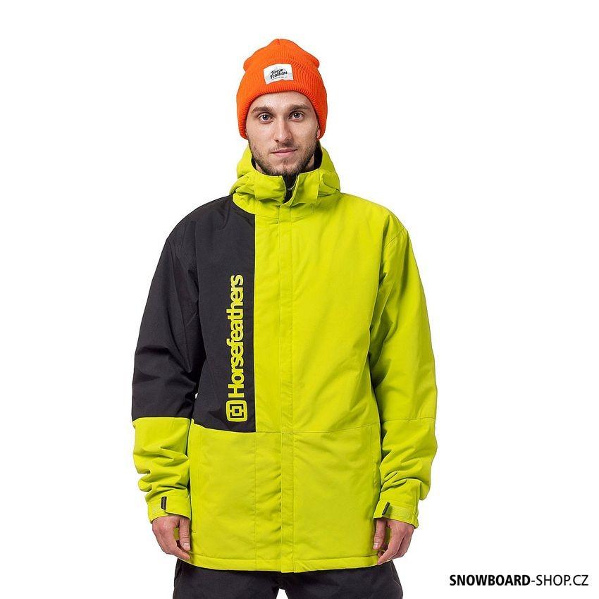 Bunda na snowboard Horsefeathers Taylor sulphur