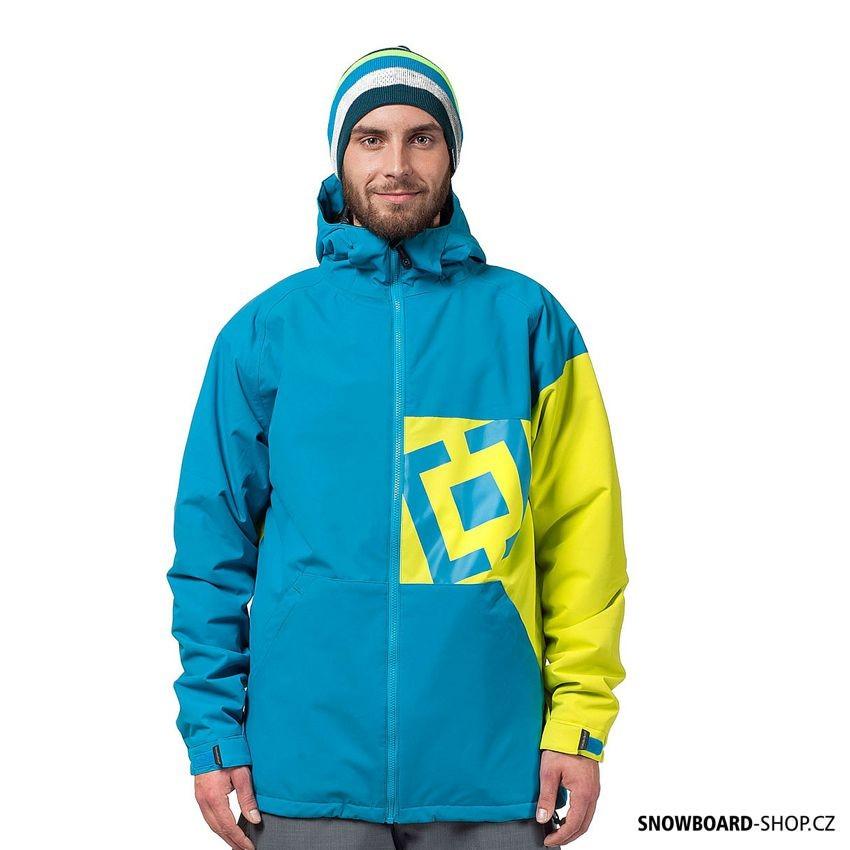 Bunda na snowboard Horsefeathers Panama blue