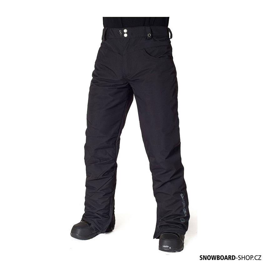 Kalhoty na snowboard Horsefeathers Roulette black