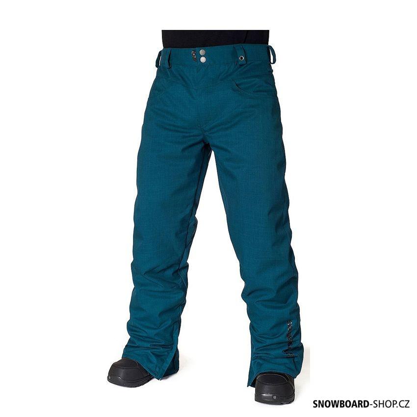 Kalhoty na snowboard Horsefeathers Roulette deep blue