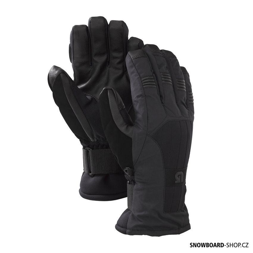 Rukavice Burton Support Glove true black
