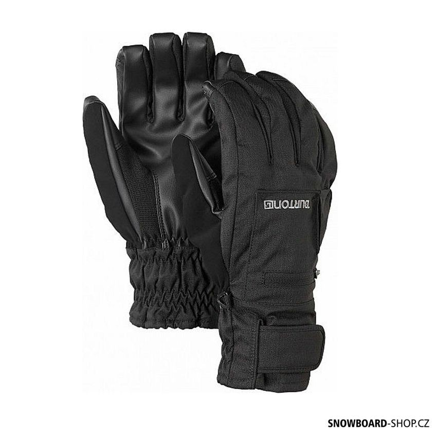 Rukavice Burton Baker 2 v 1 Under glove true black