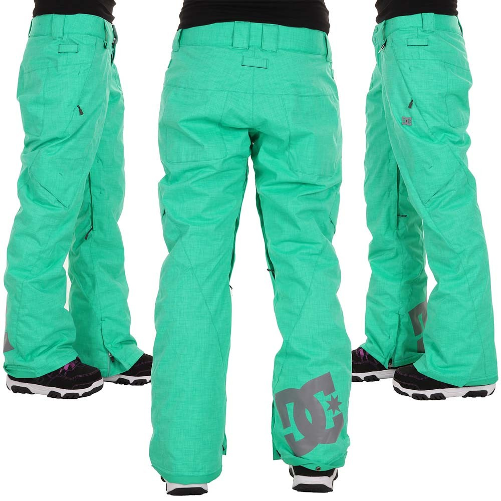 Kalhoty na snowboard DC ACE skinny