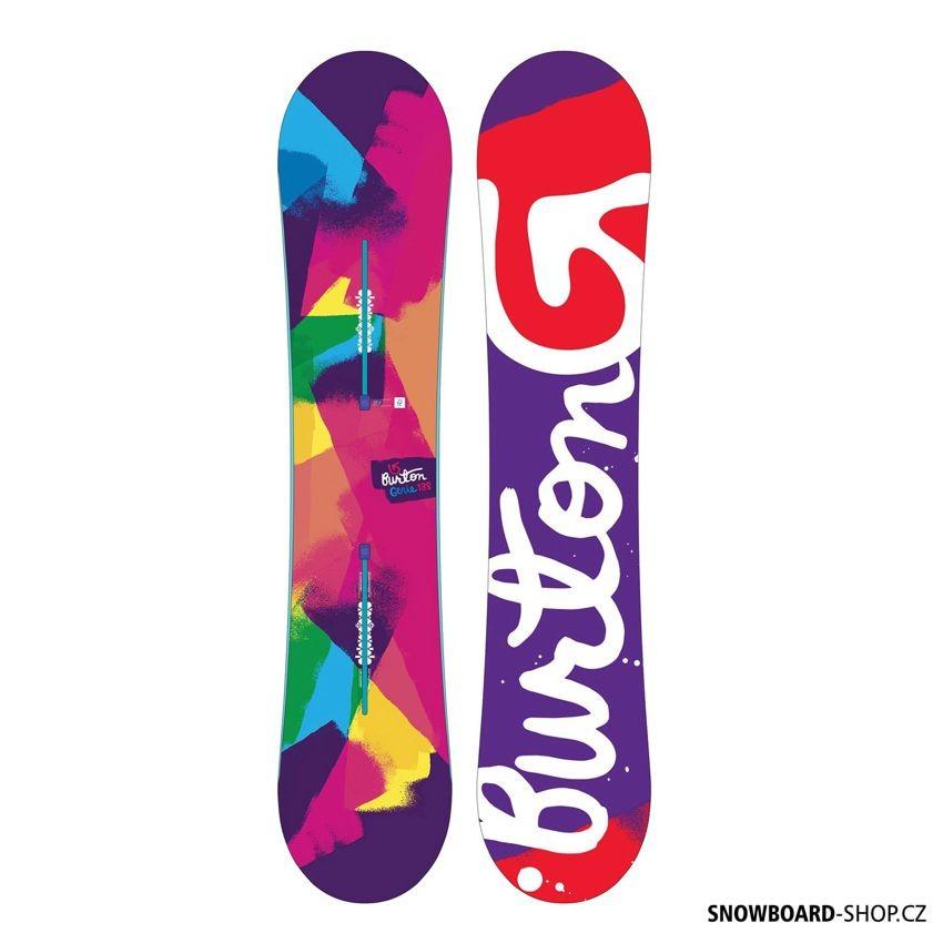 Snowboard Burton Genie 2017