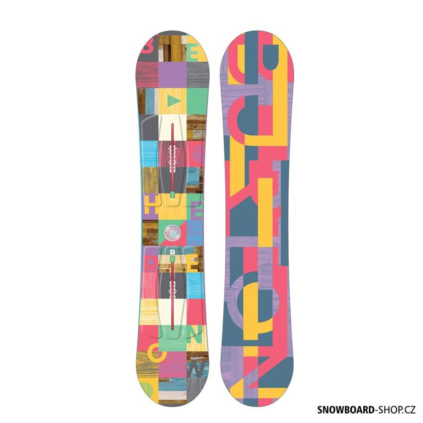 Snowboard Burton Feather 2017