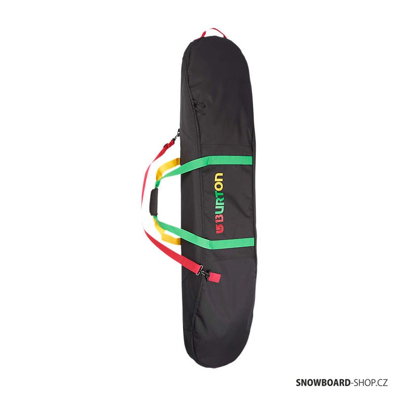 Obal na snowboard Burton Space Sack RASTA