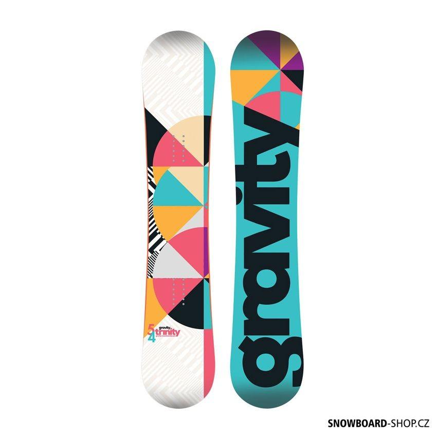 Snowboard Gravity Trinity 2017