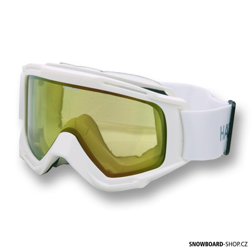 Brýle na snowboard Hatchey Spell white II
