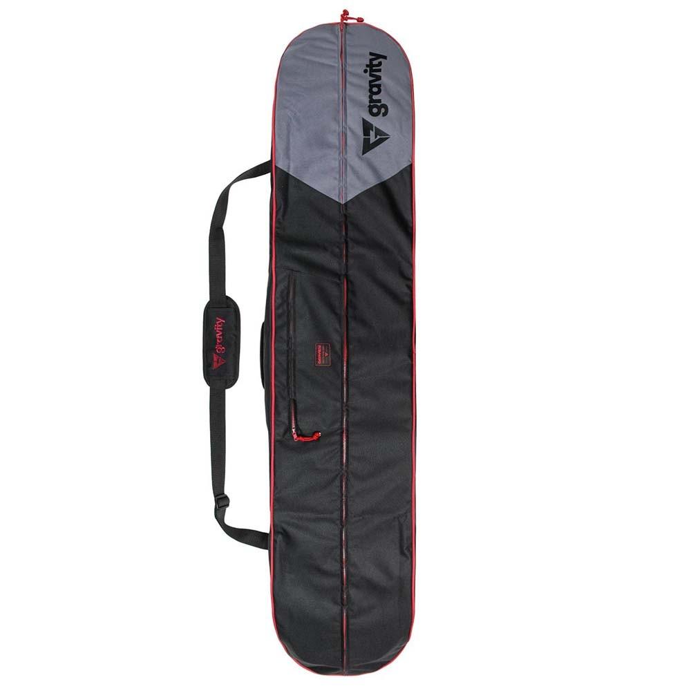 Obal na snowboard Gravity Icon black/red