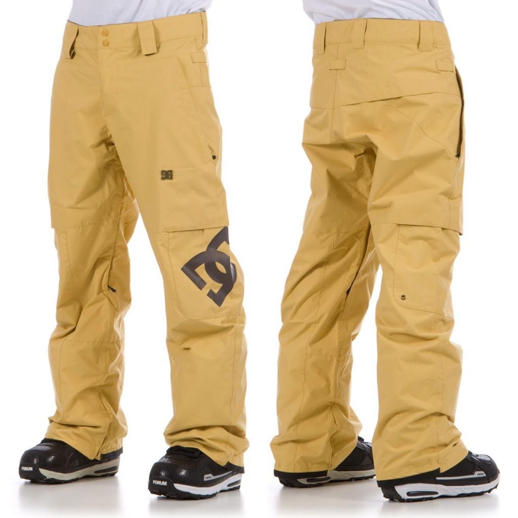 Kalhoty na snowboard DC Banshee