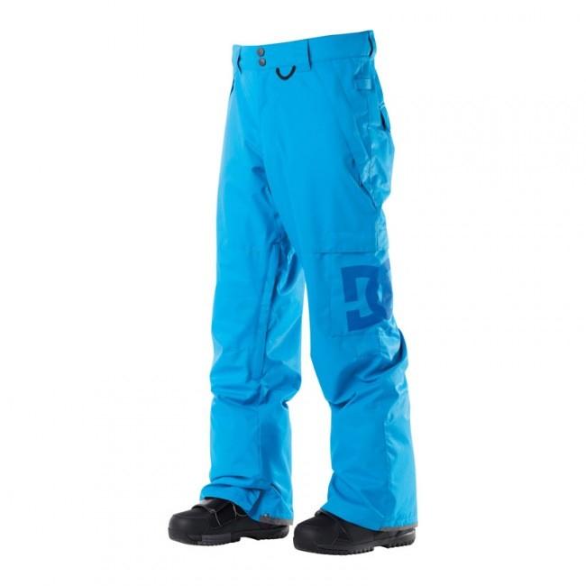 Kalhoty na snowboard DC Donon blue jay