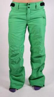 Kalhoty na snowboard unstorm Flury green
