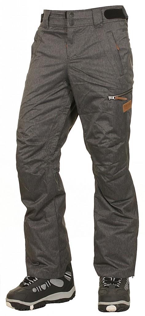 Kalhoty na snowboard Funstorm Alta black