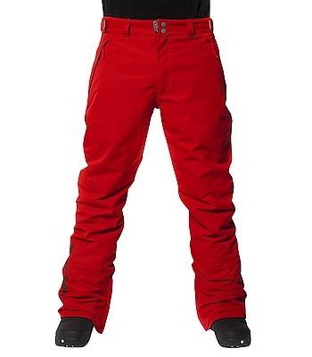 Kalhoty Horsefeathers Argos red