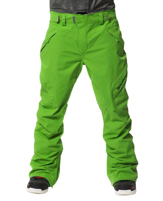 Snowboard kalhoty Horsefeathers Lynx green
