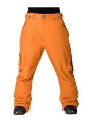 Kalhoty na snowboard Horsefeathers Gruis orange