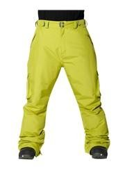 Kalhoty na snowboard Horsefeathers Gruis citronelle
