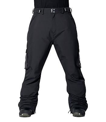 Kalhoty na snowboard Horsefeathers Gruis black