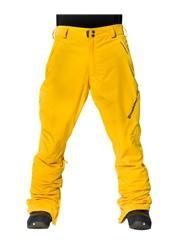 Kalhoty na snowboard Horsefeathers OCTANS yellow