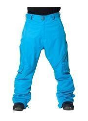 Kalhoty na snowboard Horsefeathers SERPENS blue