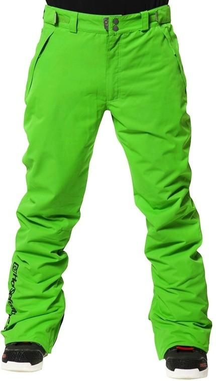 Kalhoty na snowboard Horsefeathers Argos green