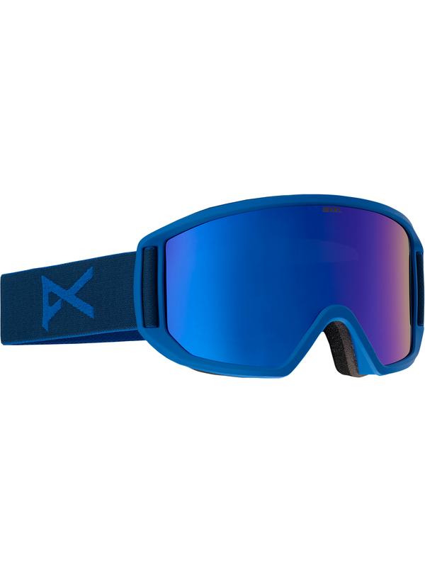 Brýle Anon Relapse blue cobalt + náhradní skla amber