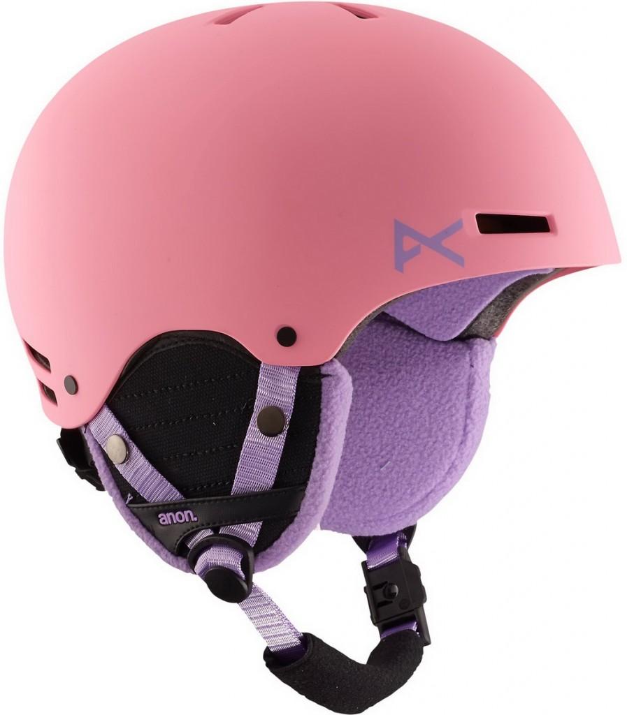 Dětská helma Anon Rime pink