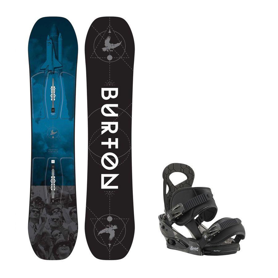 Dětský snowboard komplet Burton Process 17 18 + vázání Burton ... 83c3dced7c
