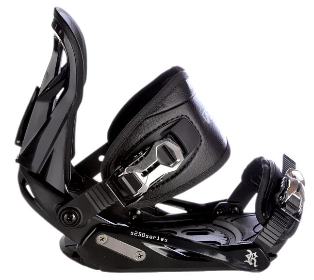 Snowboard vázání Raven s250