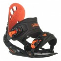 Snowboard vázání Gravity G1 black