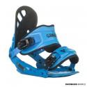 Snowboard vázání Gravity G1 blue