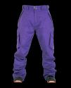Dětské kalhoty HORSEFEATHERS GRUIS violet
