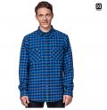 Košile Horsefeathers Austin blue a0150bf63a