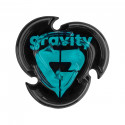Grip Gravity Heart mat black 18/19