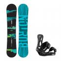 Snowboard komplet Burton Ripcord 17/18 + vázání Burton Infidel
