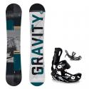 set Gravity Adventure 18/19 + Fastec