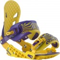 Gravity G2 yellow/violet