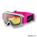 Brýle Hatchey Tracer junior white/pink