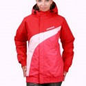 Bunda Funstorm Elise red