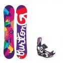 Snowboard komplet Burton Genie 16/17 + vázání Starlet