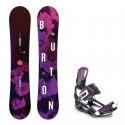 Snowboard komplet Burton Stylus 18/19 + vázání Starlet