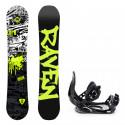 Dětský snowboard komplet Raven Core