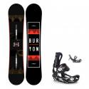 Snowboard komplet Burton Ripcord 19/20 + vázání Fastec